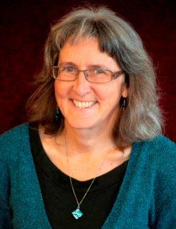 Allison Ofanansky author photo